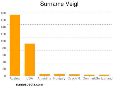 Surname Veigl