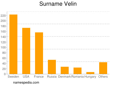 Surname Velin
