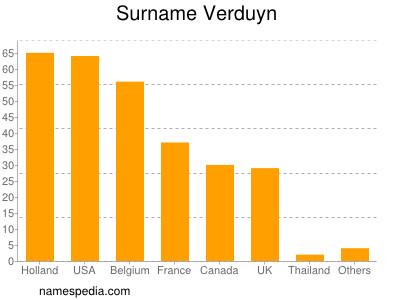 Surname Verduyn
