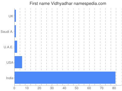 Given name Vidhyadhar