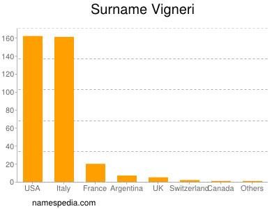 Surname Vigneri