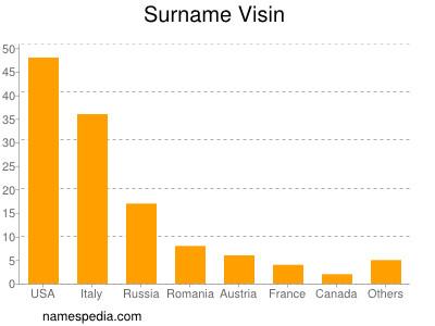 Surname Visin
