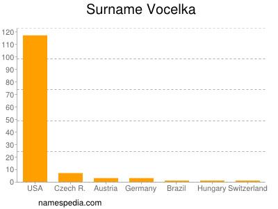 Familiennamen Vocelka