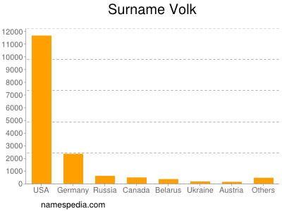 Surname Volk