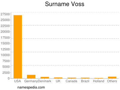Surname Voss