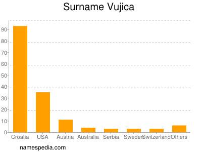 Surname Vujica