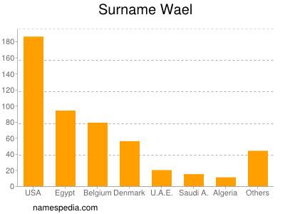 Surname Wael