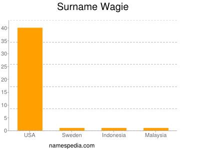Surname Wagie