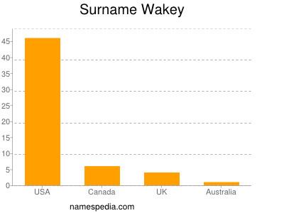 Surname Wakey