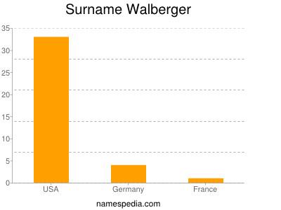 Surname Walberger