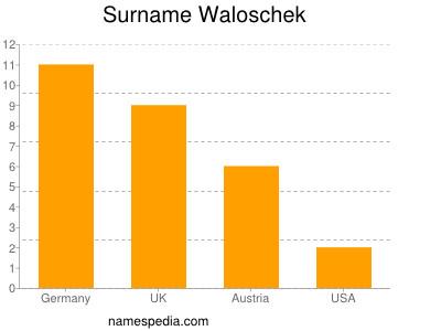 Surname Waloschek