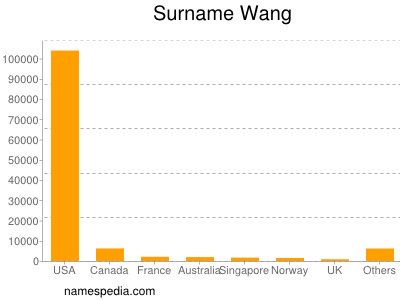 Surname Wang