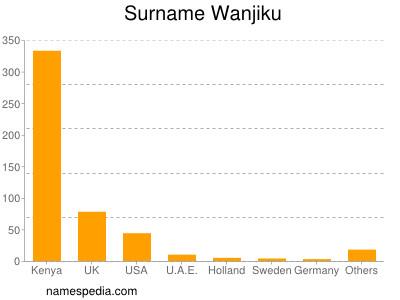 Surname Wanjiku