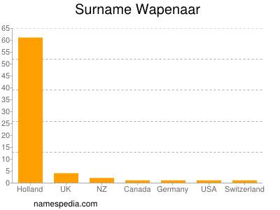 Surname Wapenaar