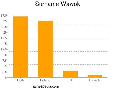Surname Wawok