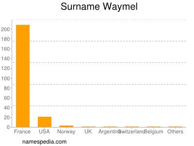 Surname Waymel