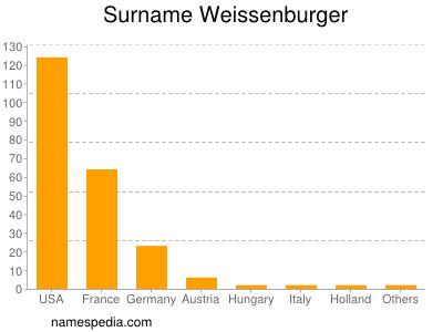 Familiennamen Weissenburger