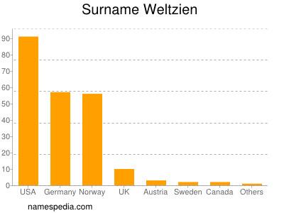 Surname Weltzien