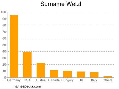 Surname Wetzl