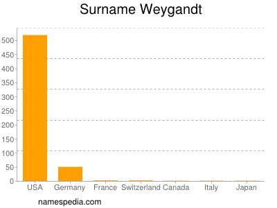 Familiennamen Weygandt