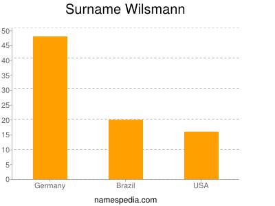 Surname Wilsmann