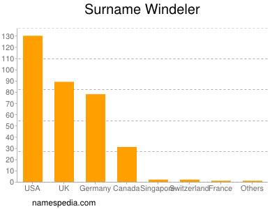 Surname Windeler