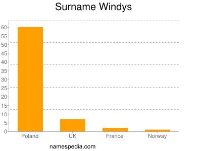 Surname Windys
