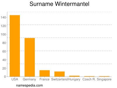 Surname Wintermantel