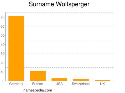 Surname Wolfsperger
