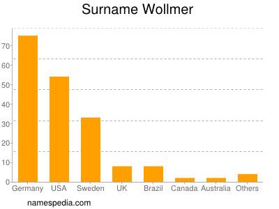Surname Wollmer