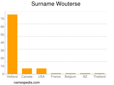 Surname Wouterse