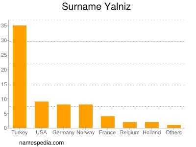 Surname Yalniz
