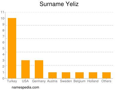 Surname Yeliz
