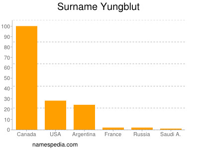Surname Yungblut