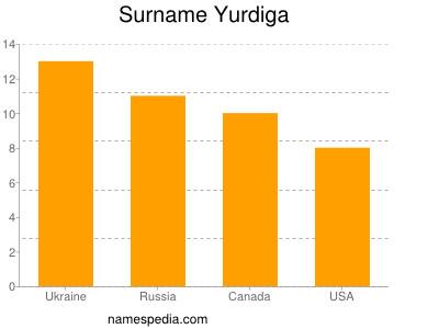 Surname Yurdiga