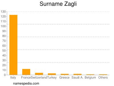 Surname Zagli