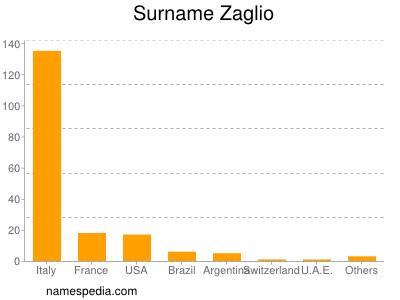 Surname Zaglio