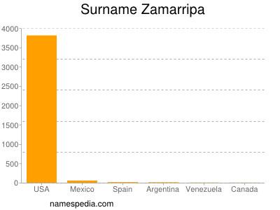 Surname Zamarripa