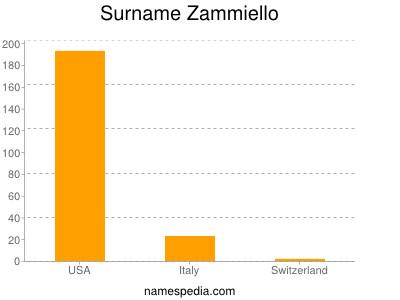 Surname Zammiello