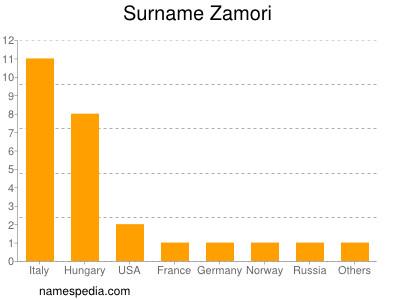 Surname Zamori