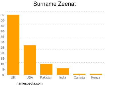 Surname Zeenat