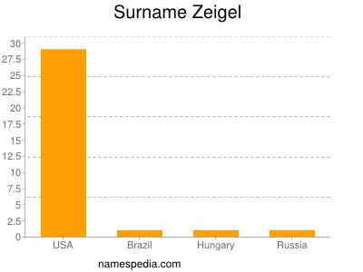 Surname Zeigel
