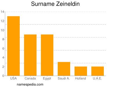 Surname Zeineldin