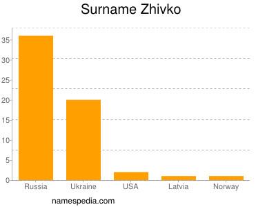 Surname Zhivko