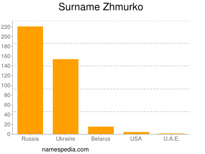 Surname Zhmurko