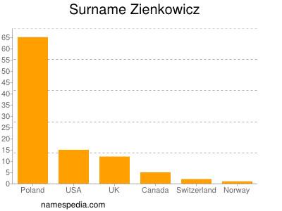Surname Zienkowicz