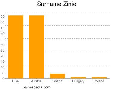 Surname Ziniel