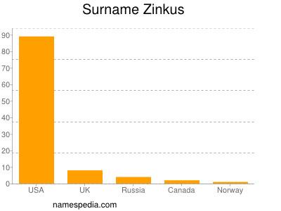 Surname Zinkus