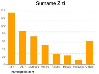 Surname Zizi