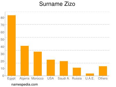 Familiennamen Zizo